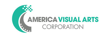 Logo America Visual Arts