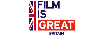 Logo Film is Great Britain